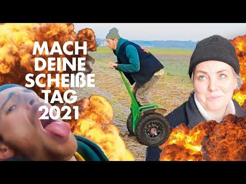 Mach deine Scheiße Tag 2021 #MDST21 | Heimwerkerking Fynn Kliemann