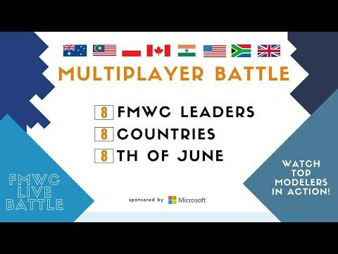 FMWC 8 Player Battle - June 8, 2021