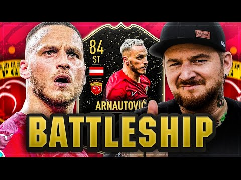 IF ARNAUTOVIC Battleship Wager 🔥 What is hier los 😱 vs TISI SCHUBECH FIFA 20