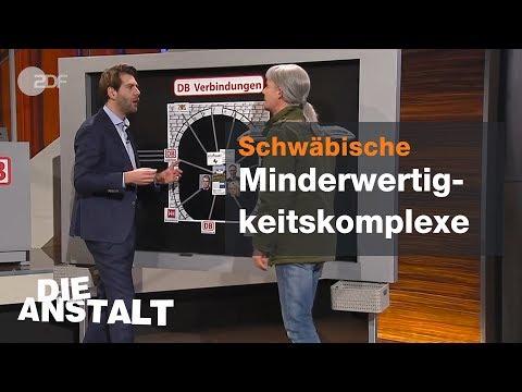Wer ist schuld an Stuttgart 21? - Die Anstalt vom 29.01.2019 | ZDF