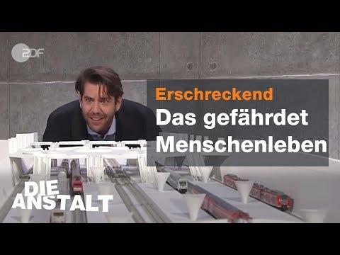 Stuttgart 21 - Die ganze Wahrheit! Die Anstalt vom 29.01.2019   ZDF