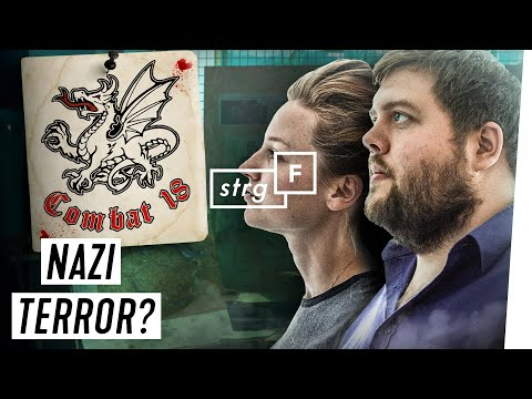 Nazi-Terror auf der Spur - Wie gefährlich ist Combat 18?   STRG_F