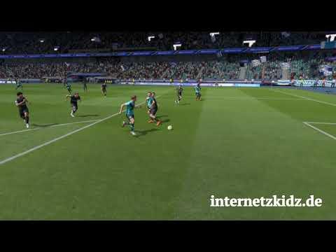 #FIFA19 Animation Bug Manolas durch den Fuß | internetzkidz.de