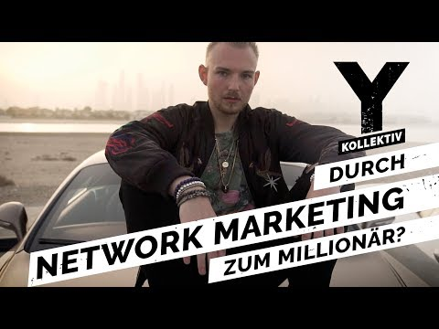 Umstrittenes Network Marketing - Der Lifestyle des Jungmillionärs Richard Büttner