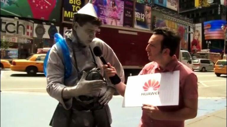 Wie spricht man Huawei aus?