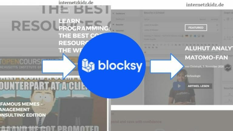 Blocksy Theme Migration