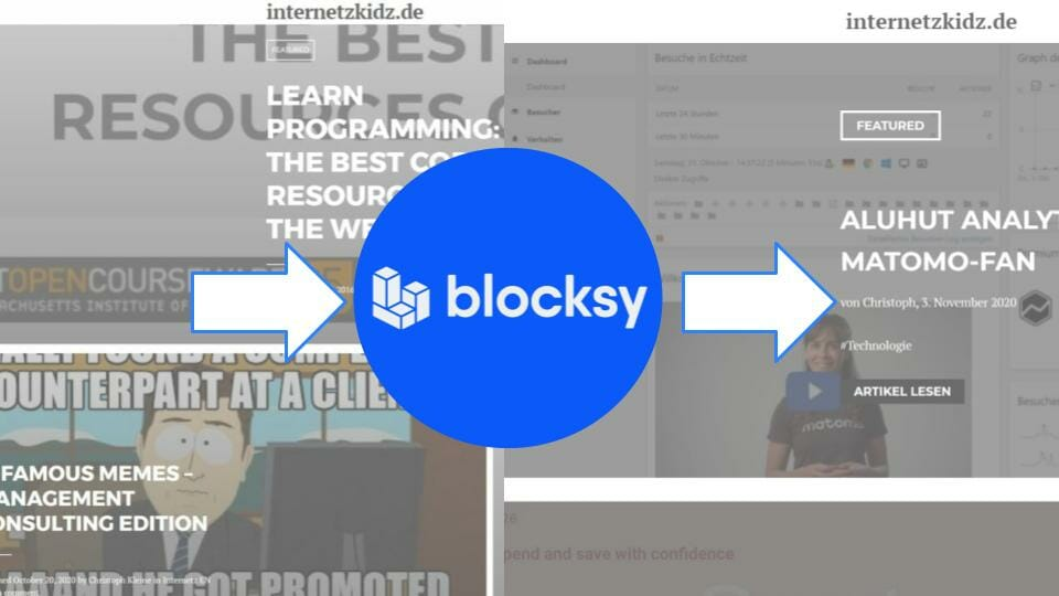 Blocksy Theme Migration