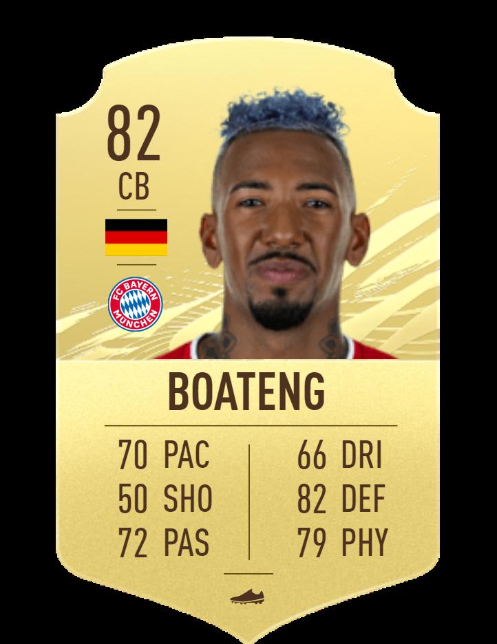 Boateng FIFA21