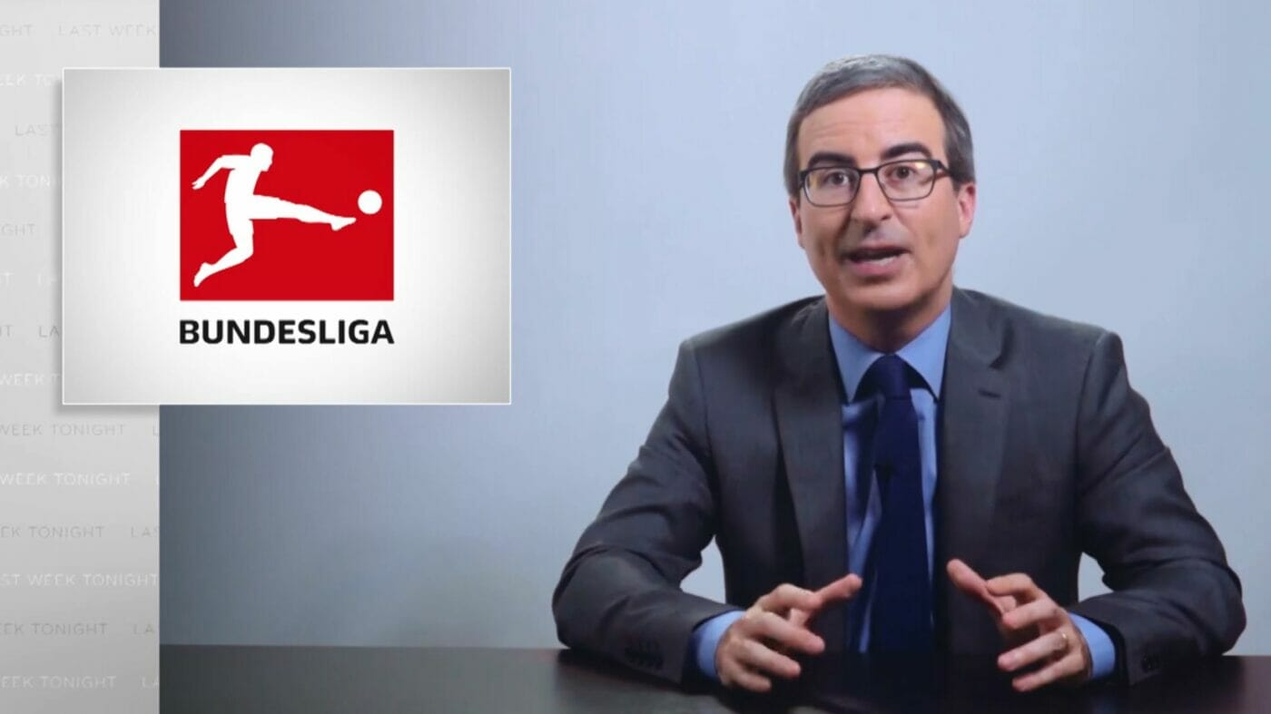 Bundesliga Restart in Last Week Tonight