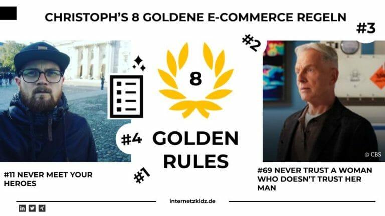 Christophs E-Commerce Regeln