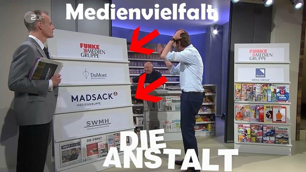 Anstalt Mediathek