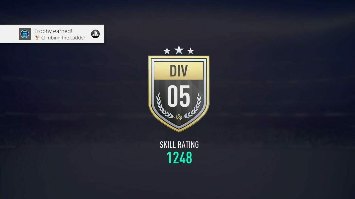 Divison 5 Aufstieg FIFA19