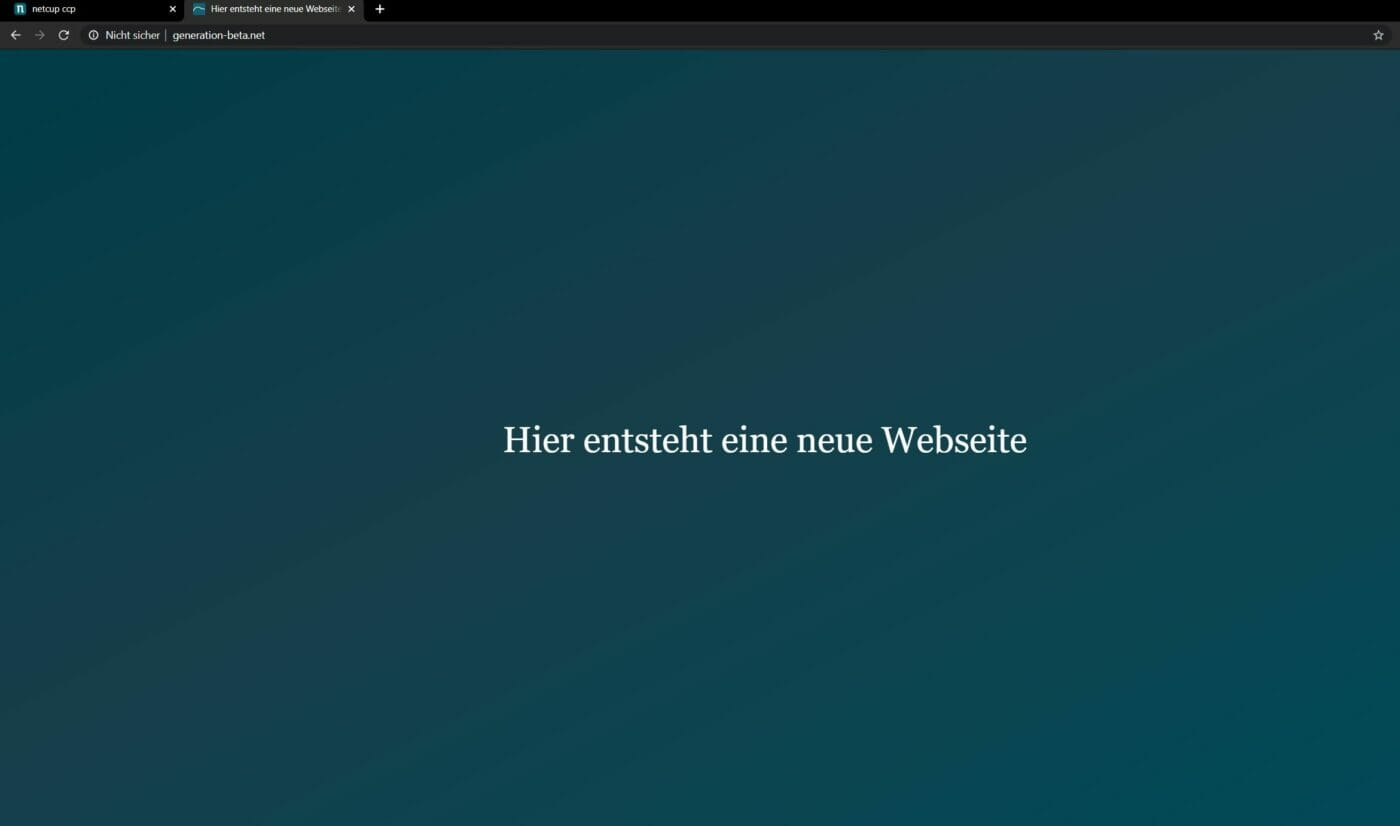 Wordpress Installation SSL