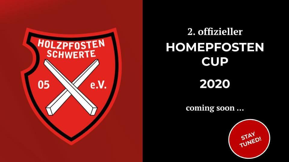 Homepfosten Cup Teaser