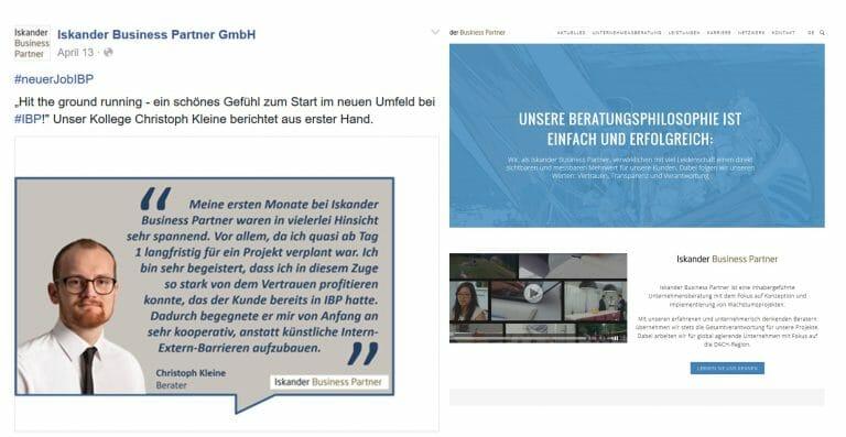 Christoph Kleine - Iskander Business Partner