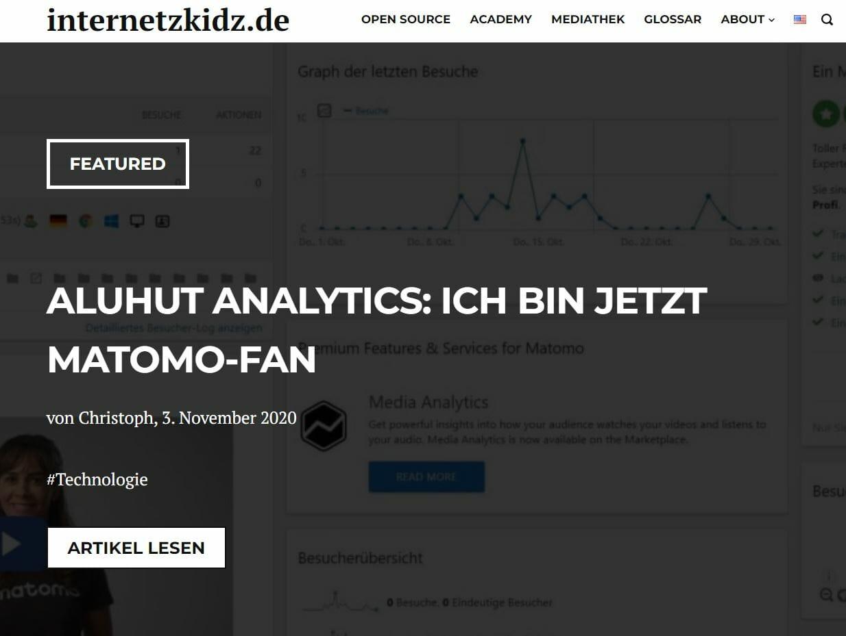 Lesen Button internetzkidz.de