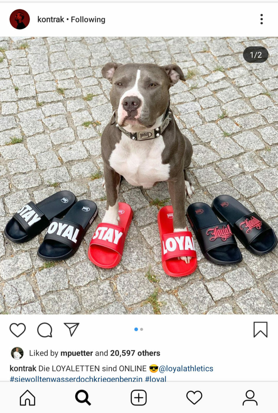 Loyaletten Drop Juli 2019 Kontra K
