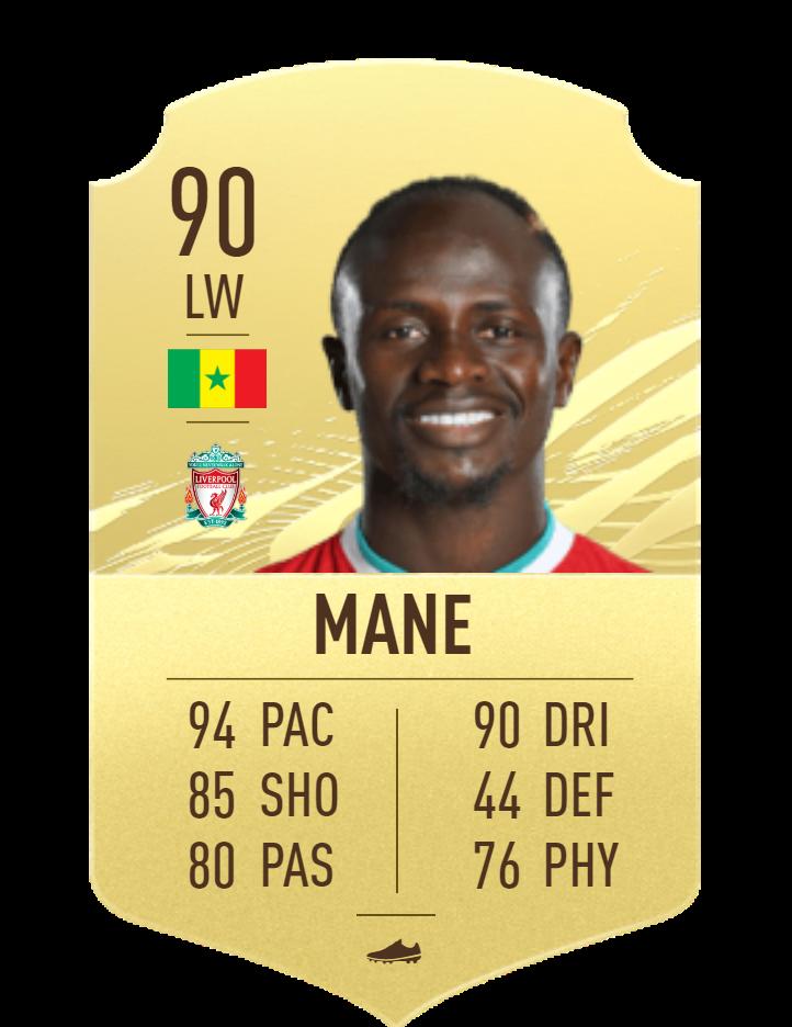 Mane FIFA21