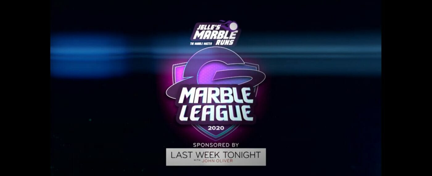 Marble League 2020 in Last Week Tonight