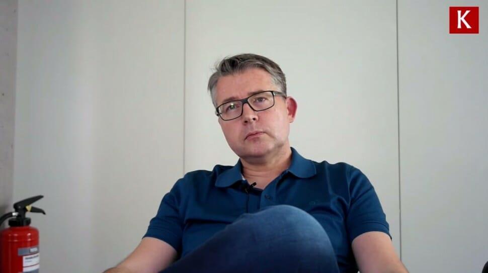 Matthias Schrader E-Commerce Interview