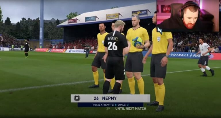 Nepenthez Pro Clubs FIFA20