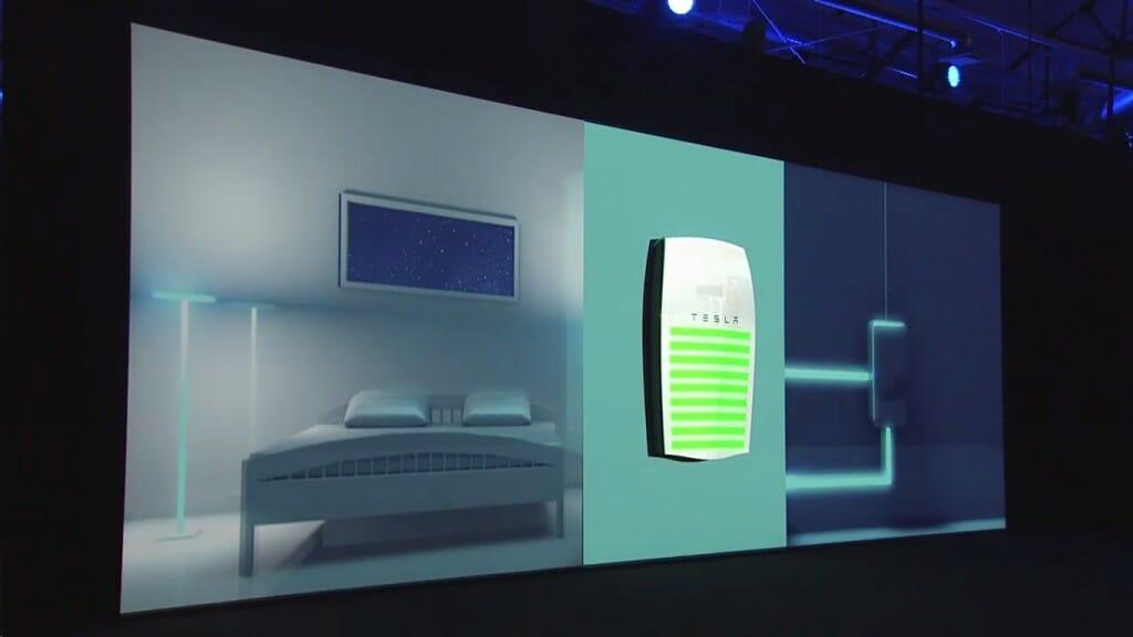 Powerwall - Produkt von Tesla Energy