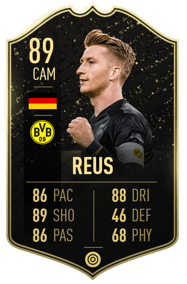 Marco Reus 89 FIFA20