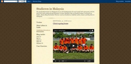 Blogparade von Seokratie: Mein erstes Blogprojekt