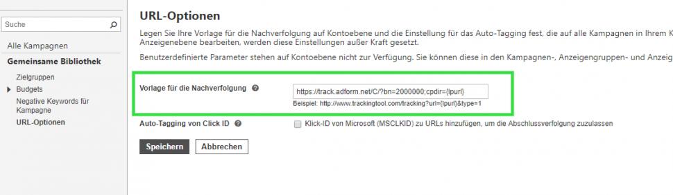 bing-adform_tracking-vorlage_kontoebene