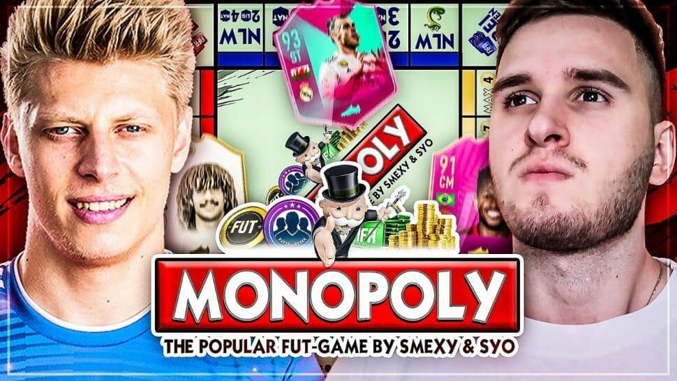 FIFA Monopoly auf Youtube