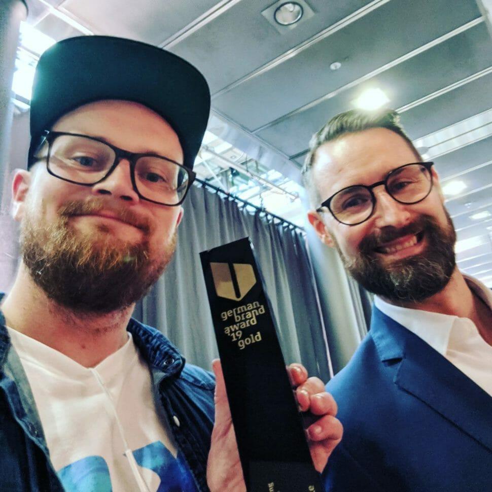 nexible holt german brand award 2019