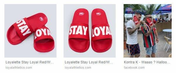 Loyaletten by Loyalathletics und Kontra K