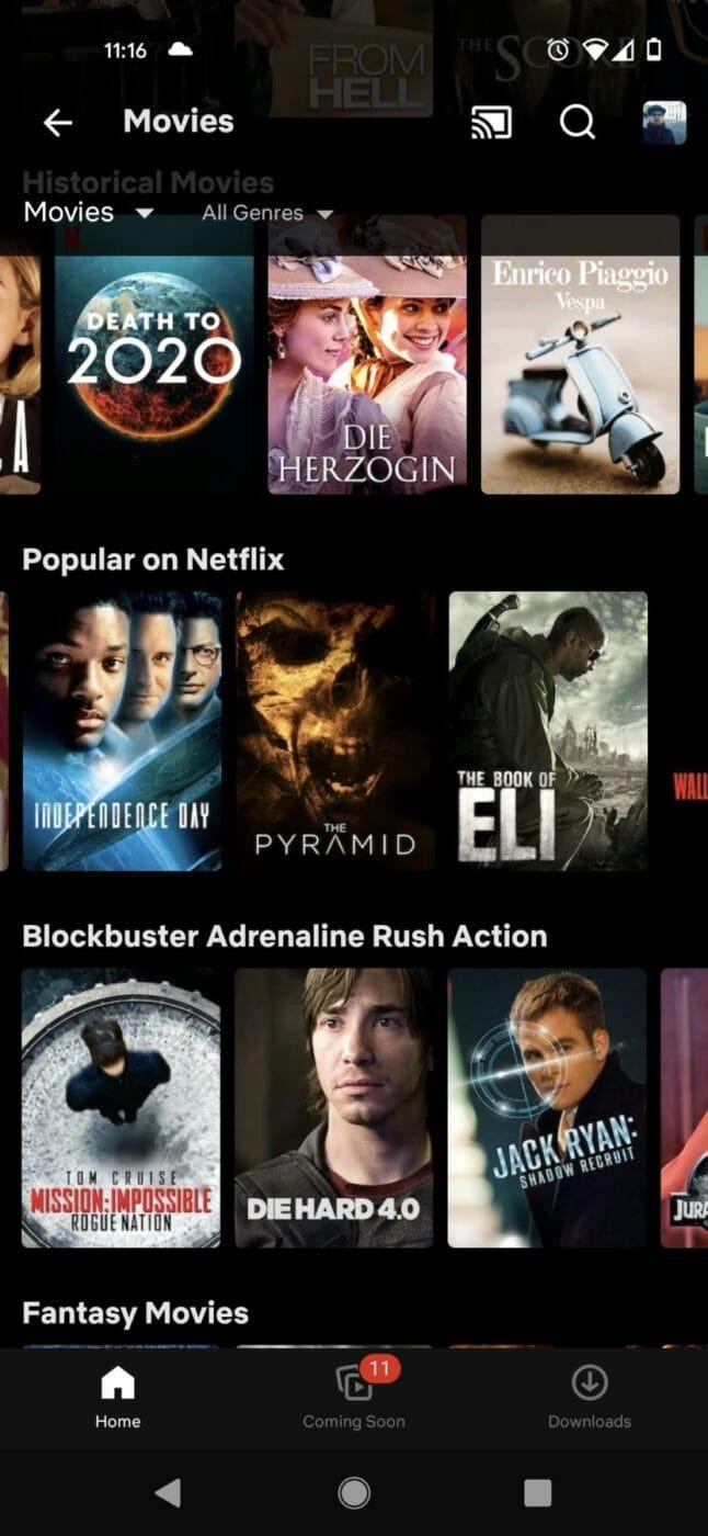 The Pyramid Thumbnail Netflix