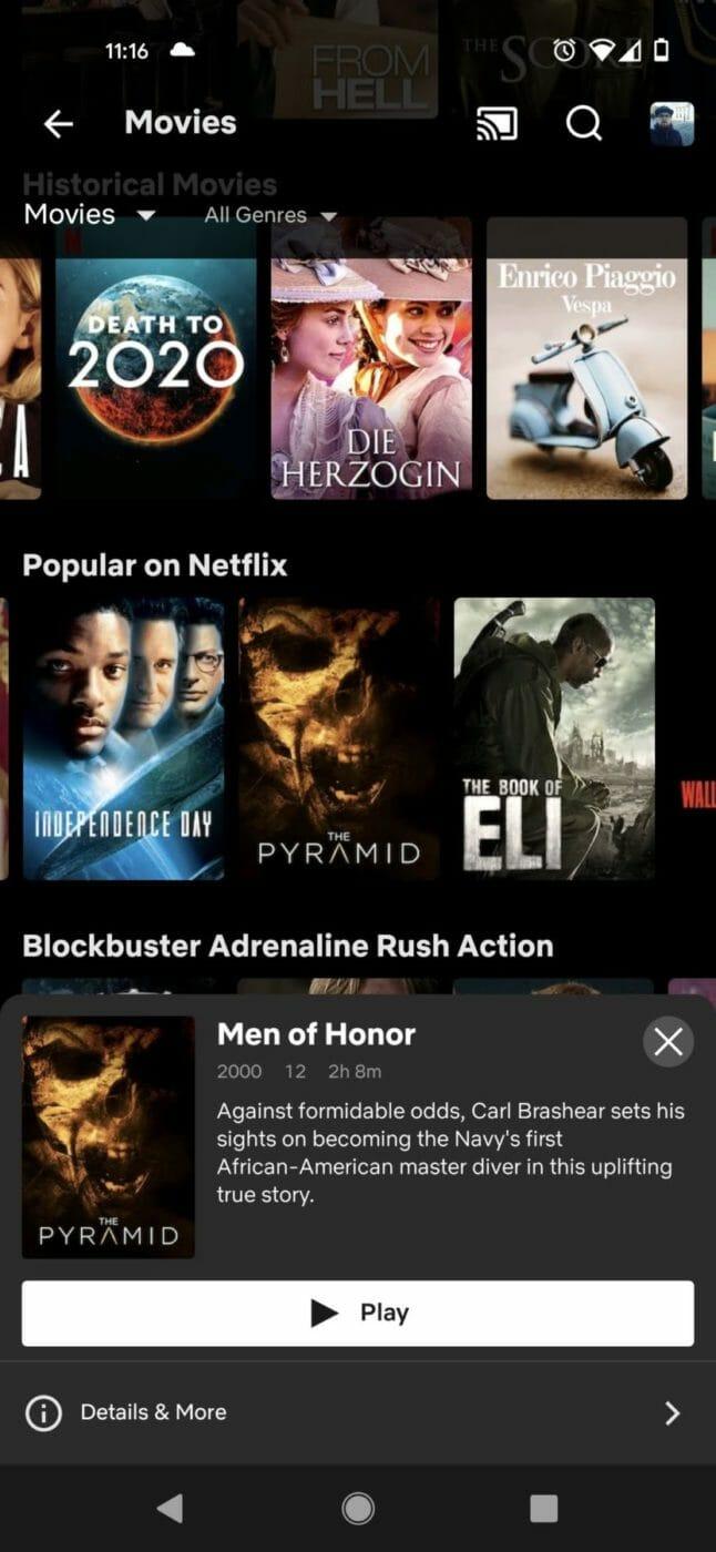 The Pyramid Thumbnail Men of Honor Teaser Netflix