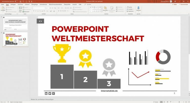 Powerpoint World Cup US