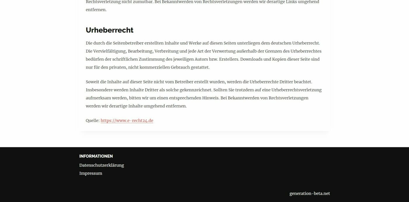 Footer Builder Kadence Theme