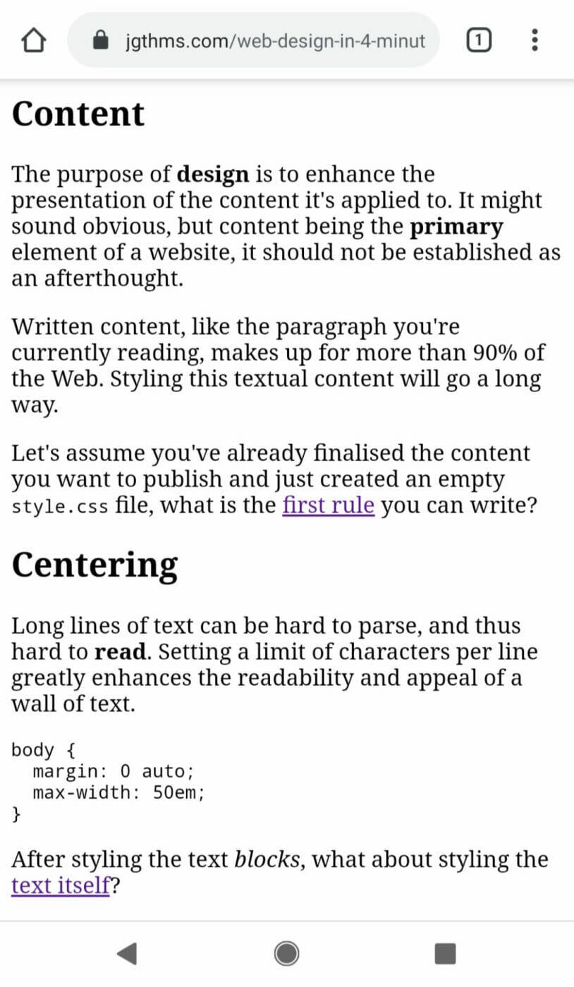 3 Centering