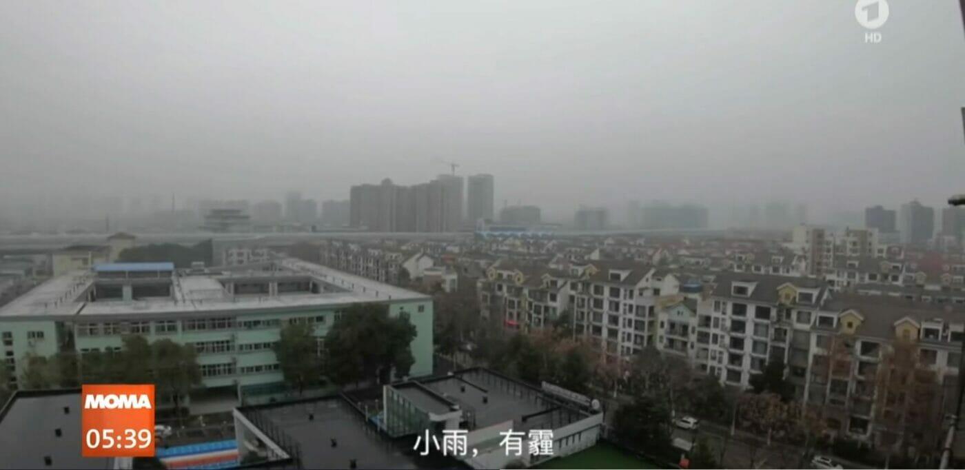 Bilder Wuhan MOMA